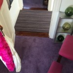 fairfield lilac and stripe carpet