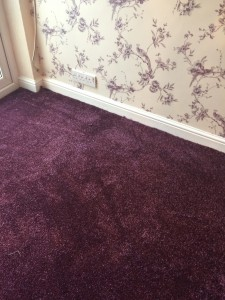 Mrs J, Camborne. 90oz Luxury Carpet